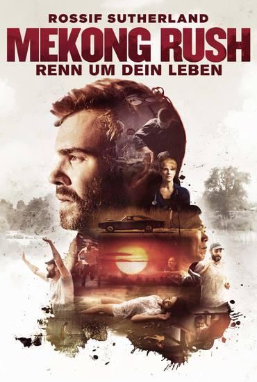 Mekong Rush - DVD-Cover ohne FSK