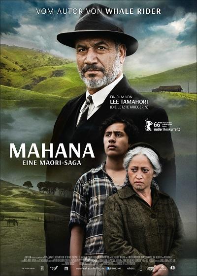Mahana - Plakat