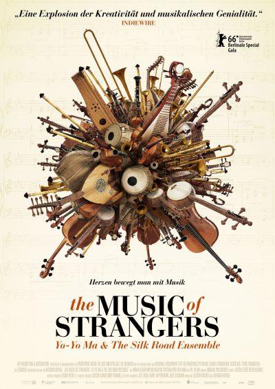 the-music-of-strangers-plakat
