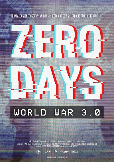 Zero Days - Plakat