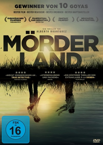 dvd kritik der sehenswerte spanische thriller m rderland. Black Bedroom Furniture Sets. Home Design Ideas
