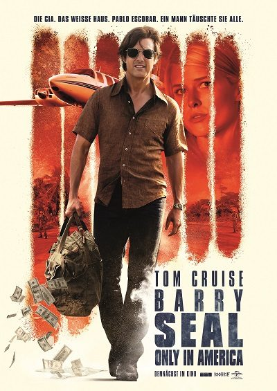 Neu Im Kinofilmkritik Tom Cruise Ist Barry Seal Only In America