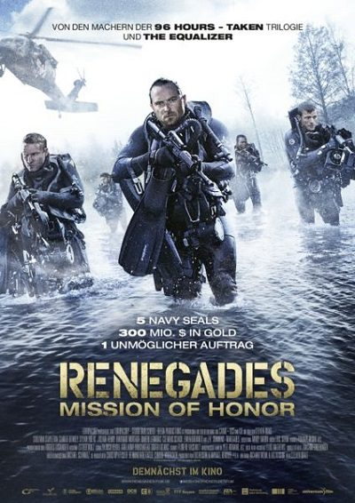 renegade mission of honor