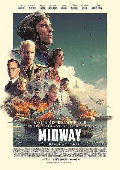 Die Schlacht Um Midway